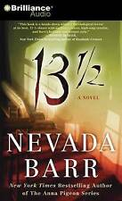 NEW 13 1/2: A Novel by Nevada Barr