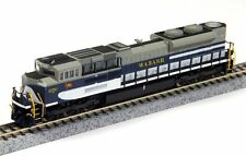 N-Scale Wabash SD70ACe Diesel Locomotive Fox Valley Models #71156 Cab #1070