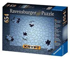 Ravensburger puzzle rare * Krypt Argent * 654 pièces * NEUF + OVP
