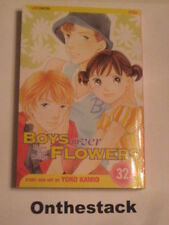 MANGA:     Boys over Flowers Vol. 32 by Yoko Kamio (2008, Paperback)