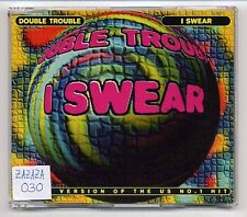 Double Trouble Maxi-CD I Swear - Dieter Bohlen of Modern Talking & Blue System