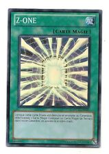 Z-One Card Yu-Gi-Oh! Wc11-fr003 French Holo Magic Trick Rare