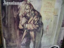 JETHRO TULL AQUALUNG CLASSIC RECORDS 200 GRAM FACTORY AUDIOPHILE Sealed LP