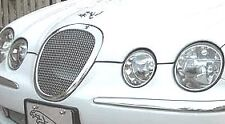 Jaguar S Type Grille Stainless Steel Woven Grill mesh insert 1999 - 2002