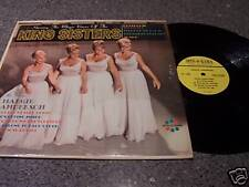 """King Sisters """"Sharing the Magic Voices of the King Sisters"""" LP Margie Anderson"""