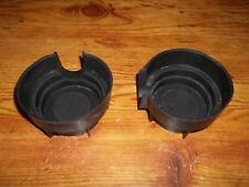 99-06 CHEVY SILVERADO GMC TRUCK CUP HOLDER LINERS TAHOE bench seat front edge