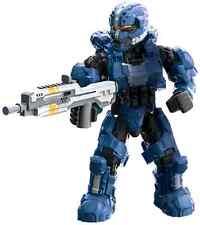 Halo Mega Bloks Heroes Series 2 #DPJ79 Spartan DeMarco w/ Detailed Battle Rifle