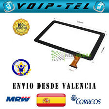 PANTALLA TACTIL TABLET TOP TECH T901 BTPC-904DC  NEGRA  9  H-0926A1-PG-FPC080