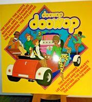 Doowop, Doowop, Various, DJM Records, DJSLM.2026, Vinyl LP Album.