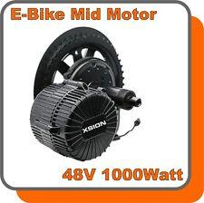 E-BIKE MID Mittelmotor Kit 48V 1000W Antrieb Umbausatz Inside Controller
