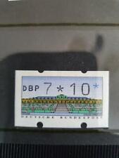 ATM Deutschland, Michel 2.1.1, Druck 7*10 xx