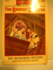 The Woodshed Mystery (The Boxcar Children, Book 7)