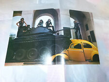 VAN HALEN - Poster 2 !!! 2P !!! VINTAGE !!!