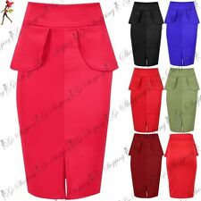 Unbranded Stretch, Bodycon Skirts for Women