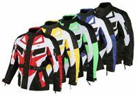 Bangla Motorrad Textil Jacke Cordura 5 Farbkombinationen wählbar M - 6 XL