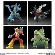Pokemon Bandai Shodo v3 | Action Figures | complete set of 5 with effect