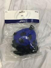 Asics ZW900 Unisex Wrestling Gel Headgear  New  Blue  Ear Guard
