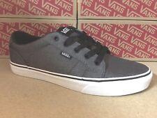 4084882c55 VANS Bishop (Herringbone) Charcoal Black Men s Skate Shoes