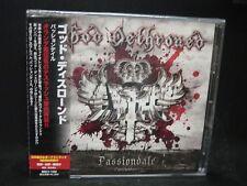 GOD DETHRONED Passiondale (Passchendaele) + 3 JAPAN CD Asphyx Holland Death