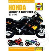 Honda CBR 1000 F 1989 Haynes Service Repair Manual 1730