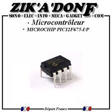 lot de 2 Précom 7-10 Jours PIC12F617-I//P Microcontrôlleur DIP-8 Microchip