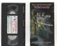 NETHERWORLD Horror VHS FULL MOON video Movie Gore Cult Slasher Sex THE