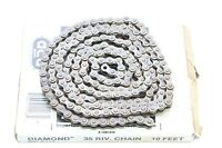 USED DIAMOND 35 RIV CHAIN 6' (PARTIAL BOX) FAST SHIPPING!!! (F243)