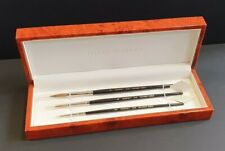 Daler Rowney Kolinsky Sable Brushes (series 40) in Lacquered Presentation Box