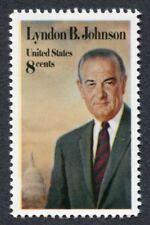 "1973 ""LYNDON B. JOHNSON - 36TH US PRESIDENT"" USA 8-cent, Scott #1503 MNH (96d)"