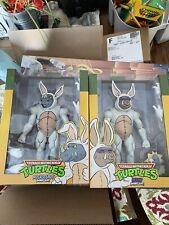 NECA TMNT Bebop & Rocksteady (Bunny Suit) - Loot Crate Exclusive Animated Series