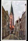 LUBECK (ALLEMAGNE) MARIENKIRCHE illustrée par G. BOESE