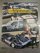 1988 Oldsmobile Chassis Service Manual For Cutlass Supreme