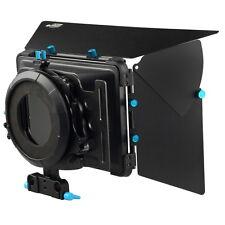 US FOTGA DP3000 Matte Box M2 + Filter Trays For 15mm Rod DSLR Rail Rig System