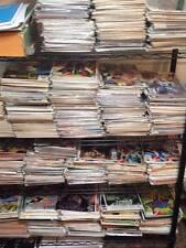 10 COMIC BOOK LOT* MARVEL DC INDEPENDENTS *X-MEN**AVENGERS*SPIDER-MAN*WOLVERINE