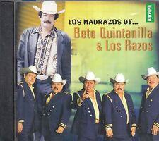 Los Razos Y Beto Quintanilla Los Madrazos CD New Nuevo sealed