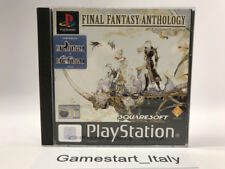 FINAL FANTASY ANTHOLOGY IV V - SONY PS1 - USATO PERFETTAMENTE FUNZIONANTE - PAL