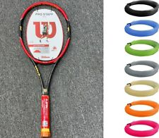 Wilson Pro Staff 97S Tennis Racquet, Choice of String, Color and TENSION