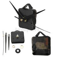DIY Replacement Wall Clock Quartz Movement Mechanism Fittings Repair Tool Kit US