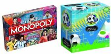 World Football Stars - Monopoly & Trivial Pursuit