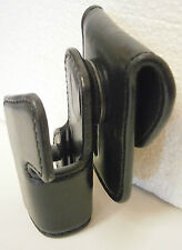 Hellweg Glock 20,21 LEFT HAND Leather Competition Holster .