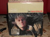 RON -VIVERE VICINO A TE 4,32 - cd singolo cardsleave . PROMO - 1999