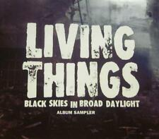 Living Things(CD Single Promo)Black Skies In Broad Daylight-DreamWorks Records