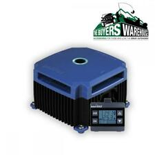 INTERVOLT 12V 25A AMP DC TO DC CHARGER MPPT SOLAR & DUAL BATTERY MONITOR AGM