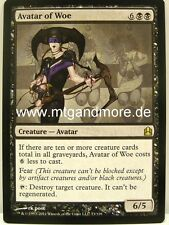 Magic commandant EDH - 1x Avatar of Woe