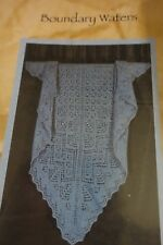Two Old Bags Knitting Pattern Boundary Waters Shawl