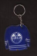 Edmonton Oilers--Jersey Key Chain