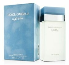 Light Blue by Dolce & Gabbana D&G 6.7 oz EDT Perfume for Women New In Box