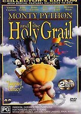MONTY PYTHON & THE HOLY GRAIL - BRAND NEW & SEALED DVD (2-DISC COLLECTOR'S ED'N)