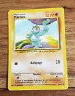 Carte Pokémon MACHOC 50 PV 52/102 Set De Base VF