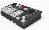 Avmatrix PVS0605 all in 1 6CH Standalone Multiformat Video Switcher video record